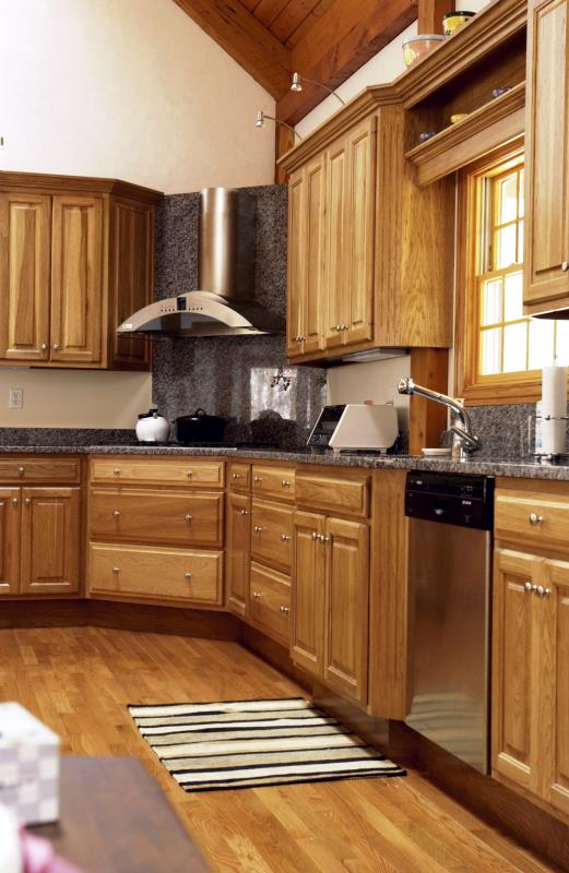 hickory wood kitchen cabinets pros and cons of hickory kitchen cabinets home guides 16286