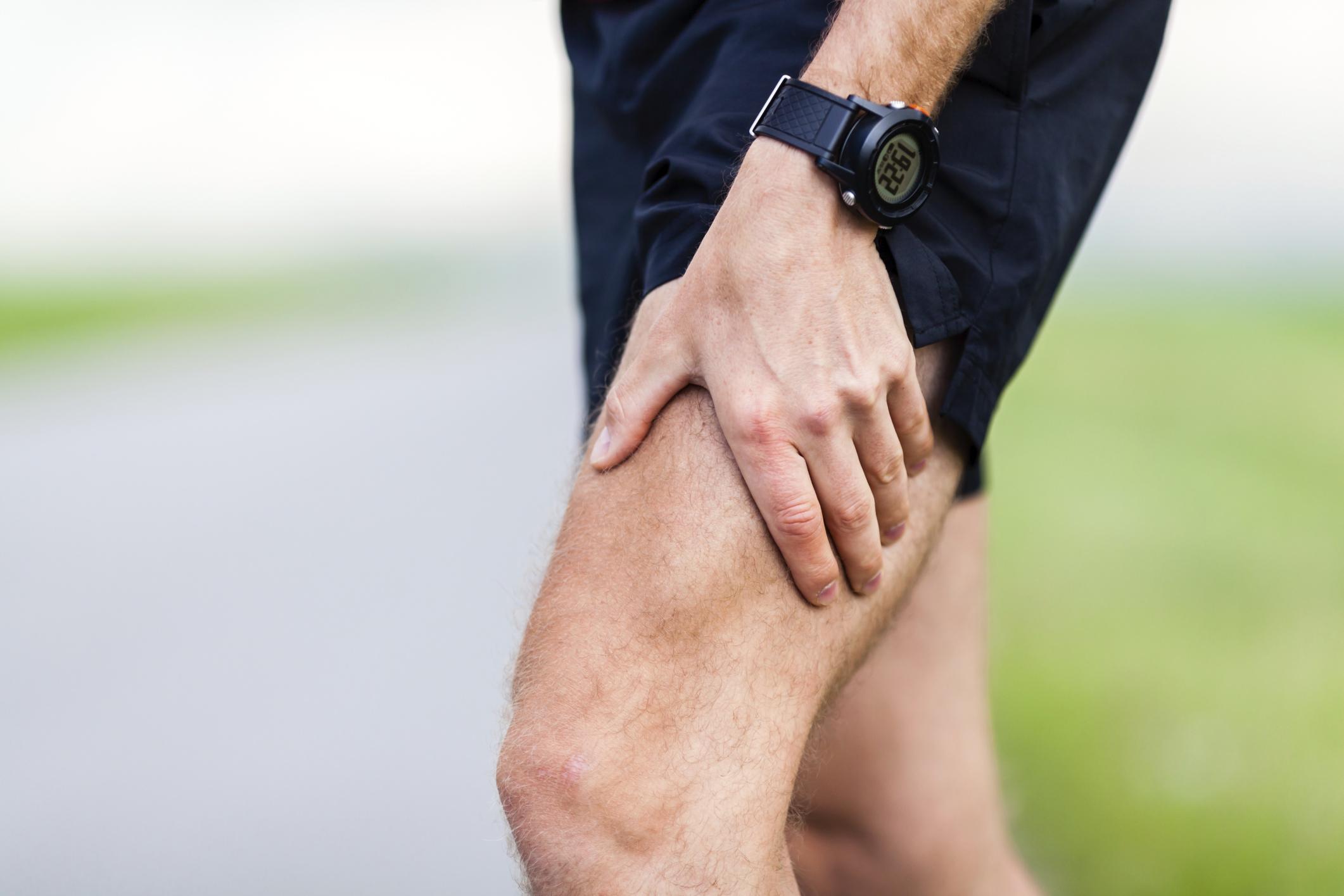 Dolor de pierna arriba de la rodilla | Muy Fitness