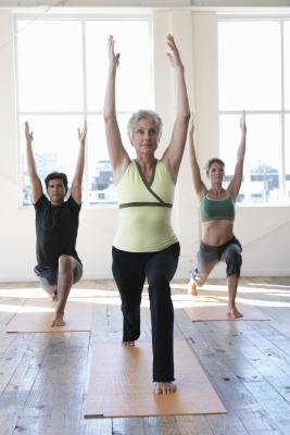 toning arms  legs in women over 60  chron