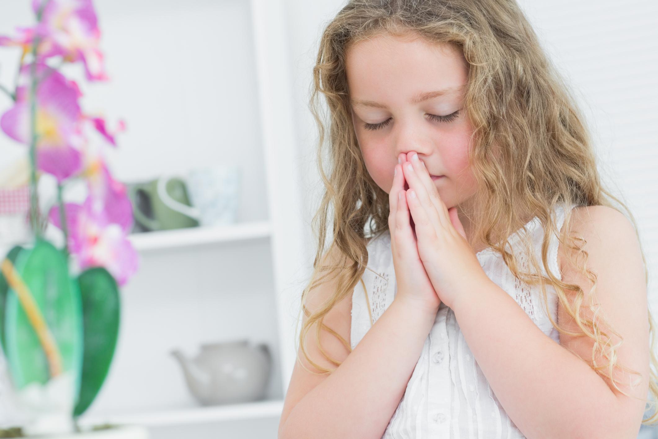 Sunday School Games About Prayer