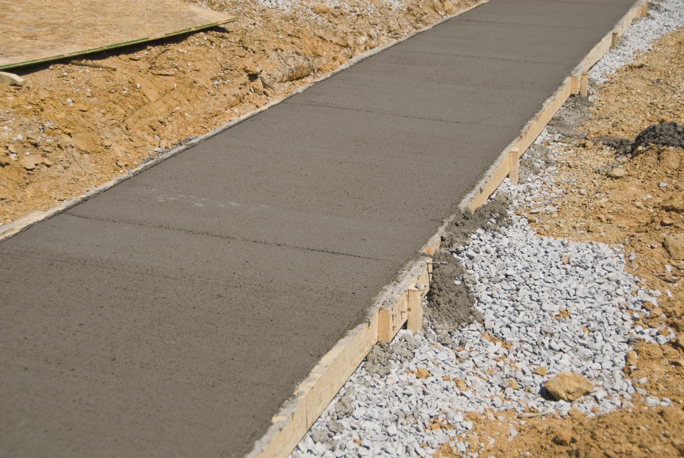 How to Repair a Settling Sidewalk | Garden Guides