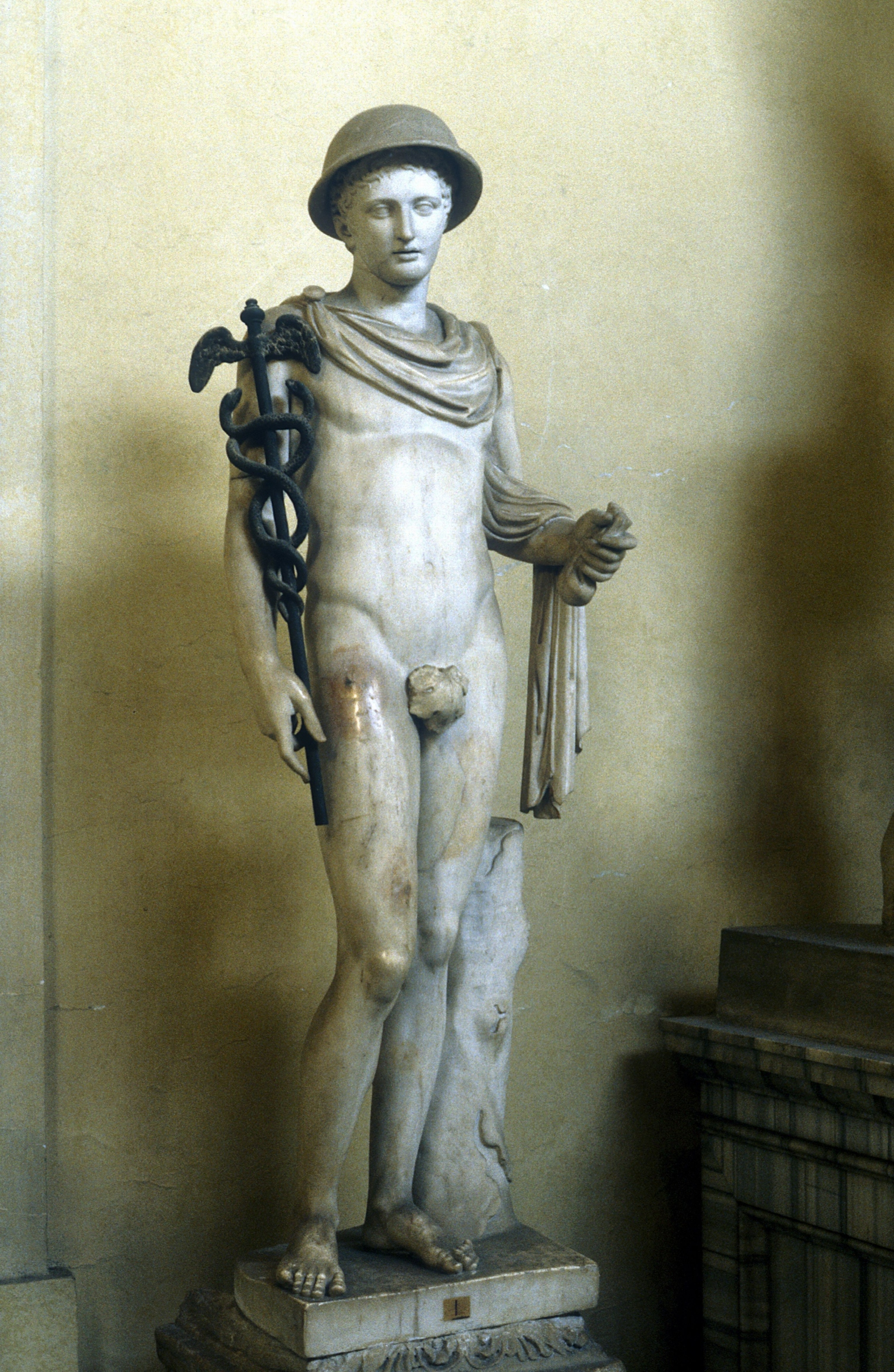 Mitos Sobre El Dios Romano Mercurio