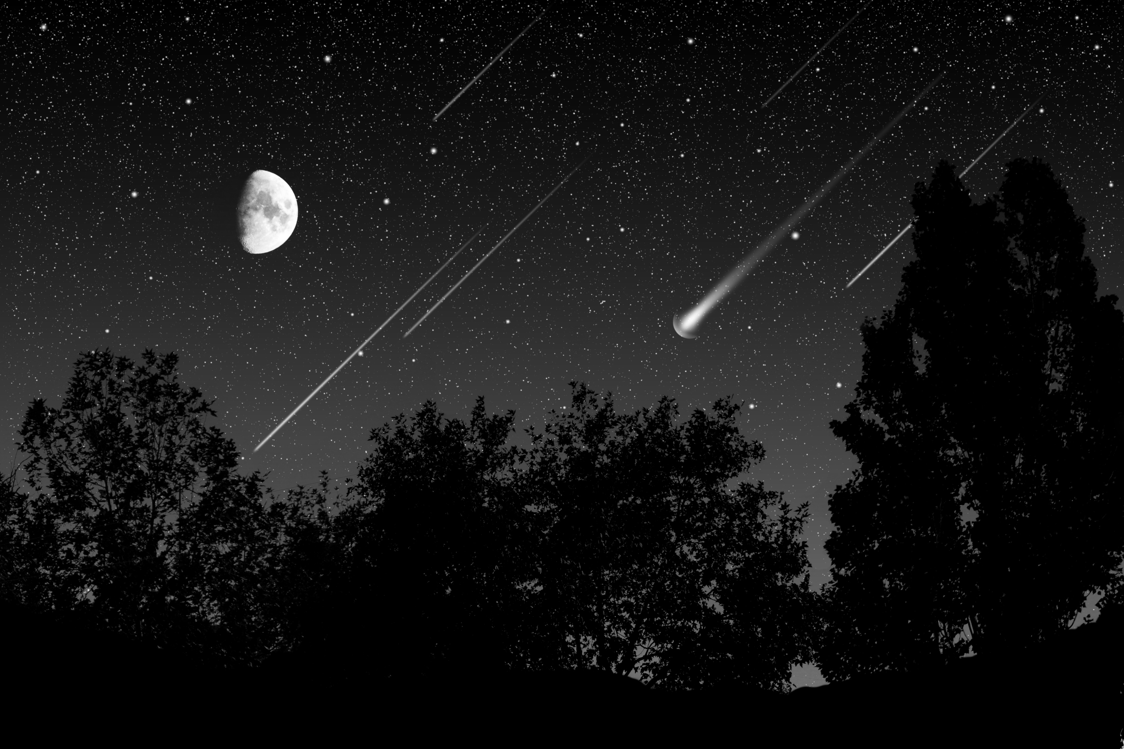 Myths About Shooting Stars