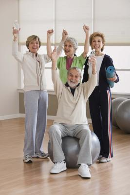 how to resume exercise when out of shape and over age 50