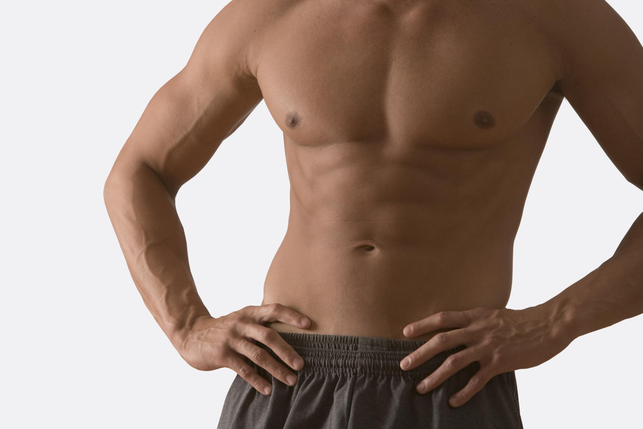 Cómo tener un pecho plano para hombres | Muy Fitness
