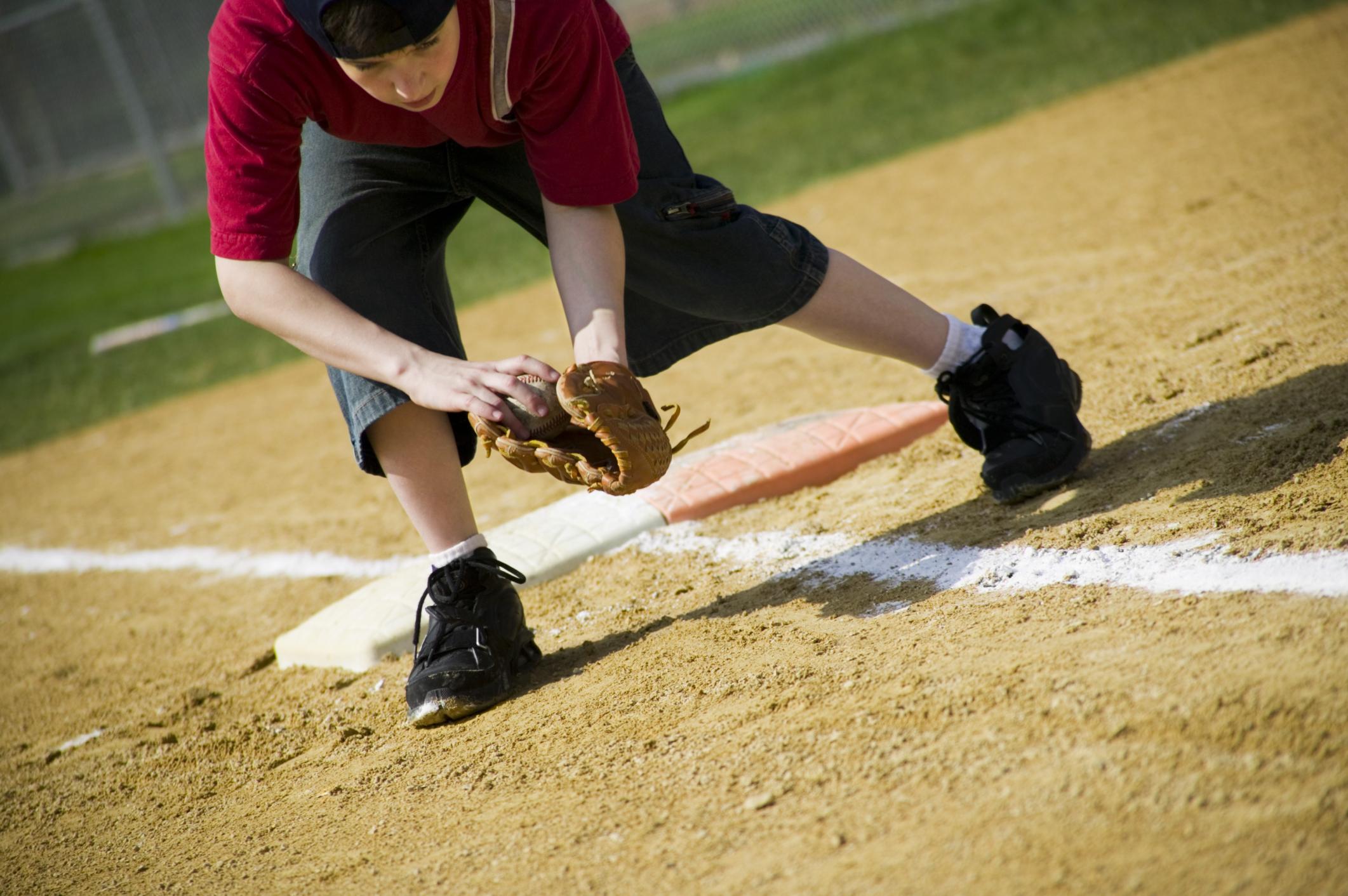 The Best First Base Baseball Drills