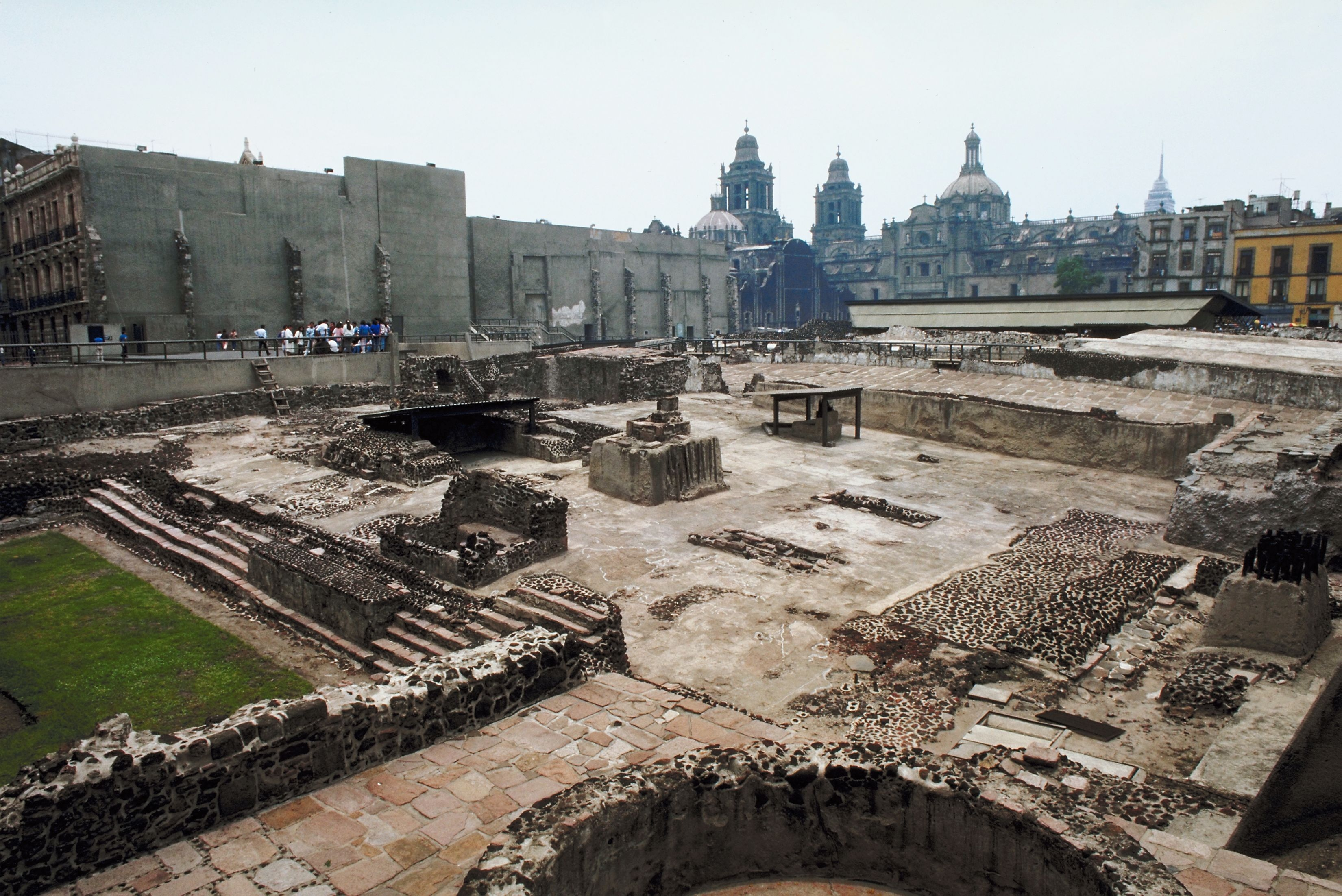 Swell What Kind Of Shelter Was Used By The Aztec Download Free Architecture Designs Itiscsunscenecom