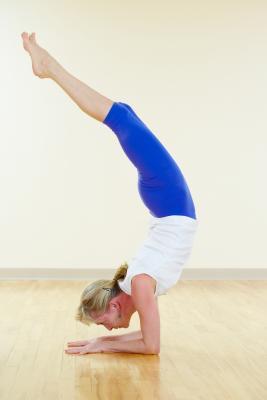 advanced power yoga poses  chron