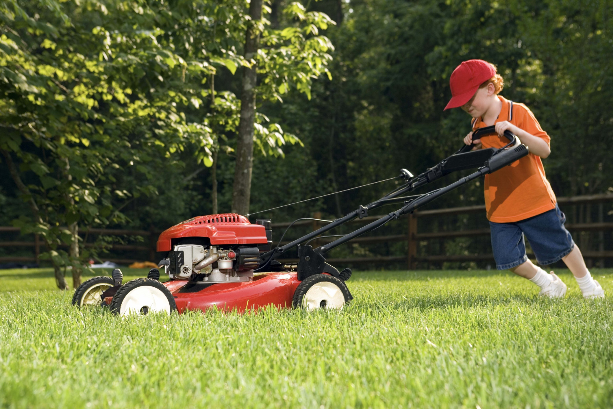 How to Troubleshoot Lawn-Boy Self-propelled Mowers | Home Guides