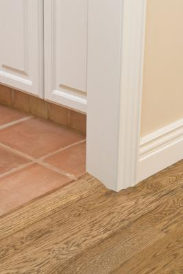 How To Install Hardwood Floors Around Doors Home Guides Sf Gate