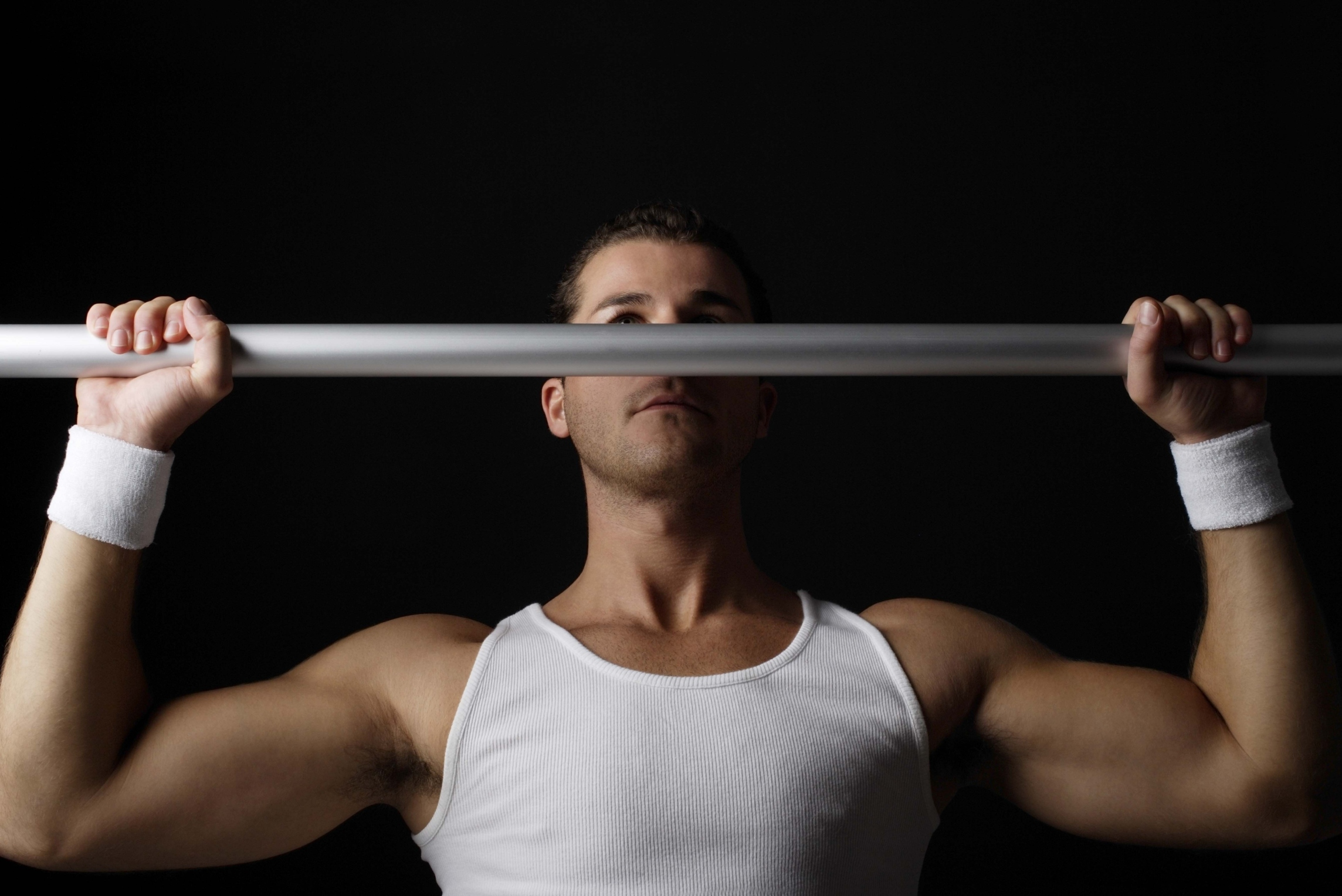 How to Build Big Shoulders With a Pull Up Bar | Chron com