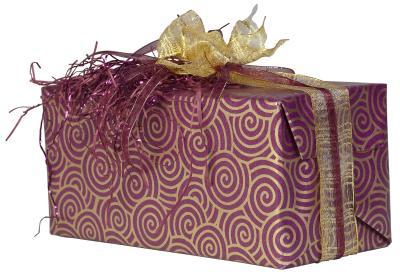 Tsa-wrapping xmas gifts