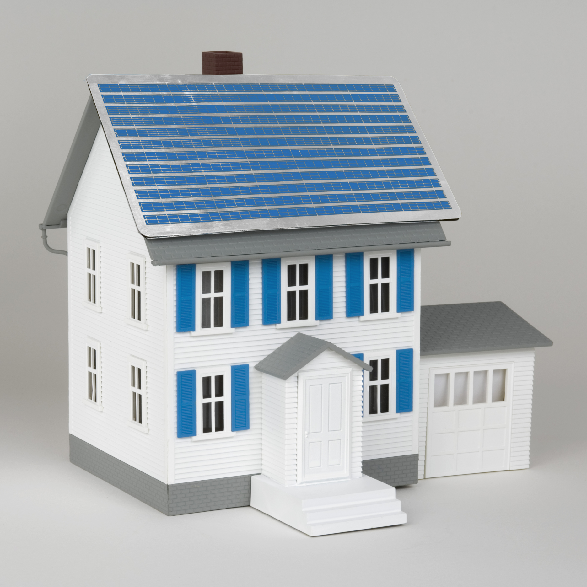 How To Build A Model Solar House For A Kids Project