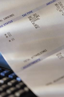 How to Recover Pay Stubs From a Previous Job | Chron com
