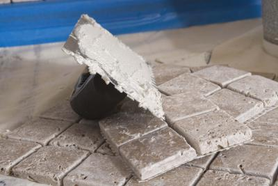 How to Grout With Pre-Mixed Grout