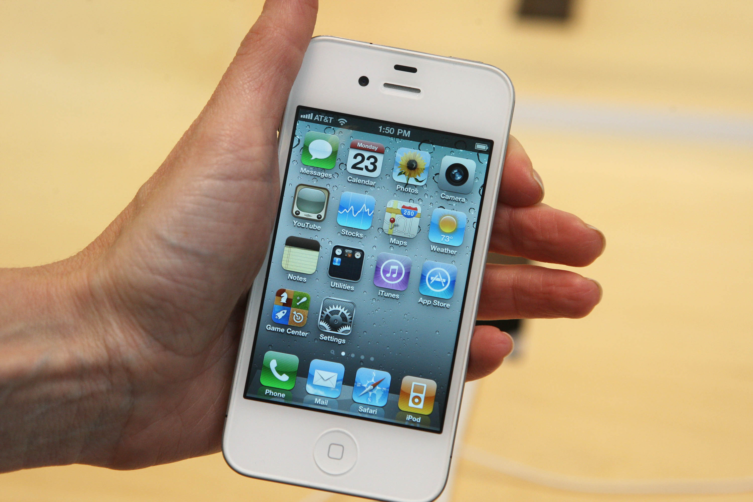 Changing an iPhone to a New Owner | Chron com