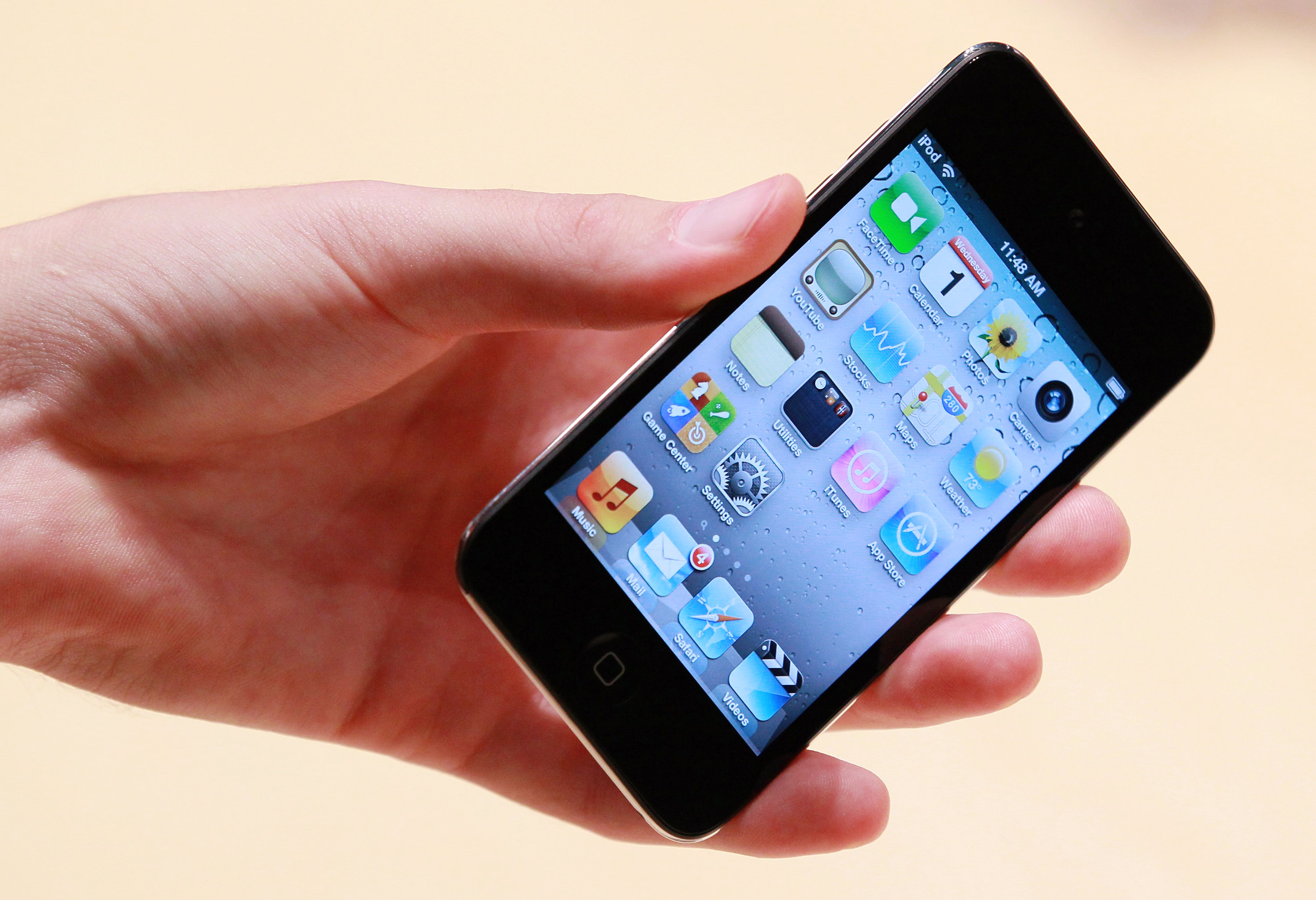 How to Hard Reset a Disabled iPod Touch | Chron com
