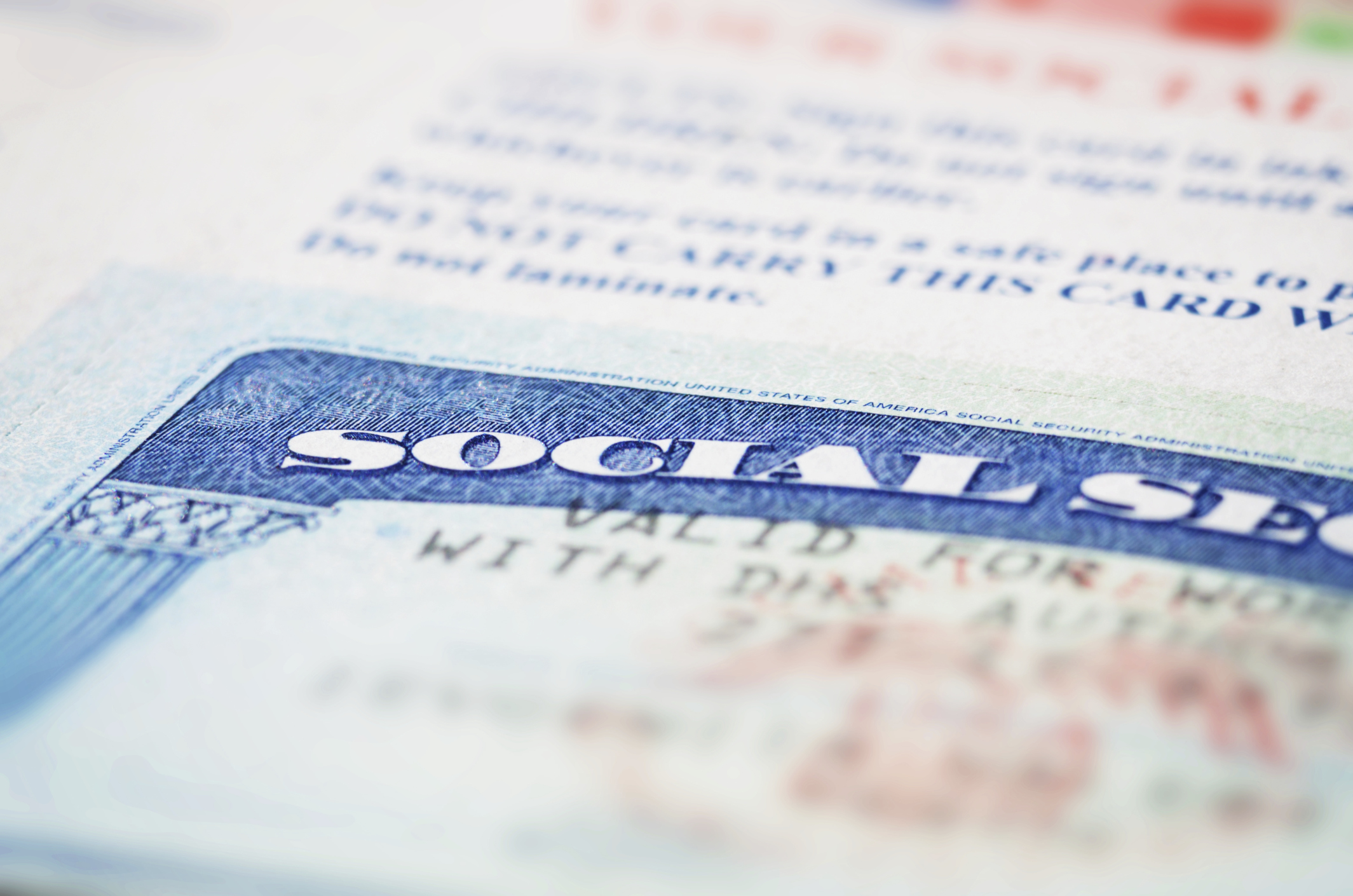 How do i report my childs social security card stolen