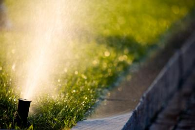 How to Avoid Digging Up a Sprinkler System | Home Guides