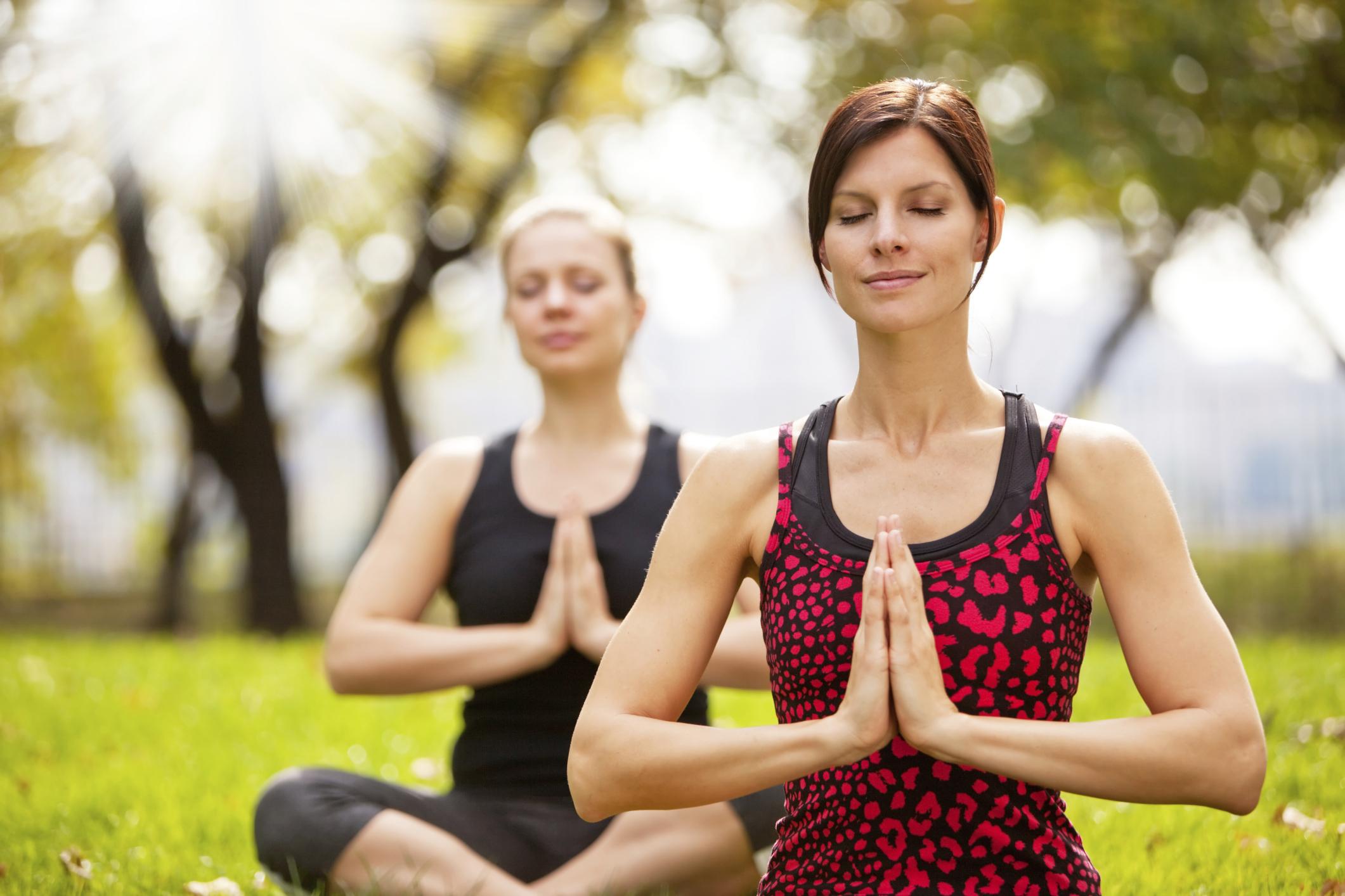 Benefits of Jogging Vs  Yoga