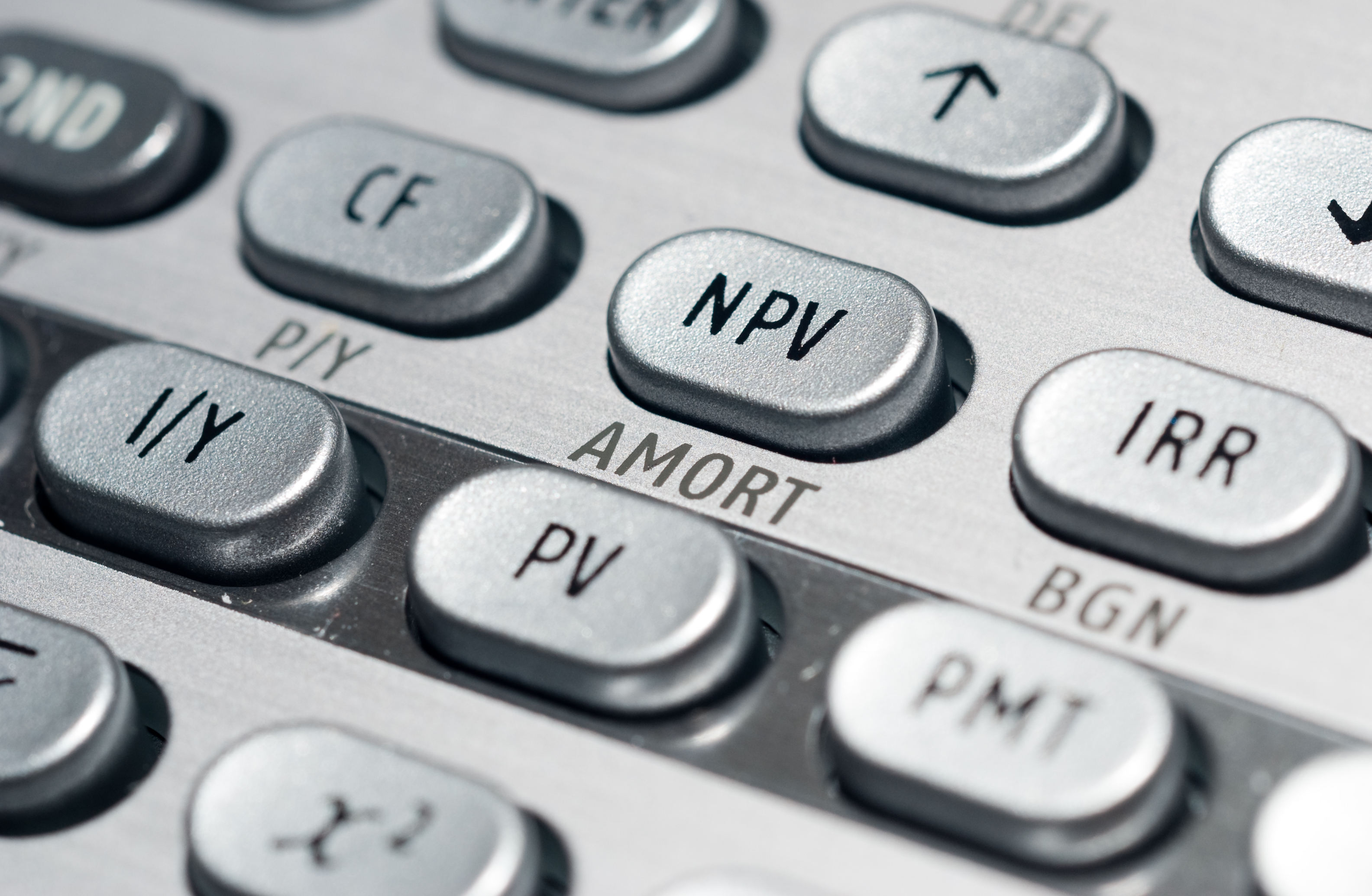 How to Use a Texas Instruments Financial Calculator